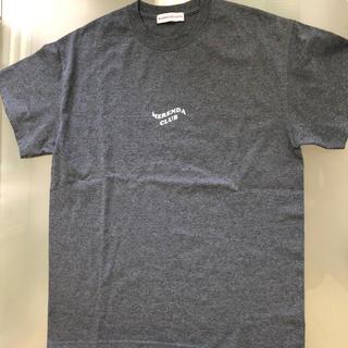 ロンハーマン(Ron Herman)のロンハーマン☆バーロスタジオTシャツ☆グレー(Tシャツ(半袖/袖なし))