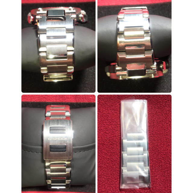 G-SHOCK(ジーショック)のカシオ G-SHOCK MTG-B1000D-1AJF メンズの時計(腕時計(デジタル))の商品写真