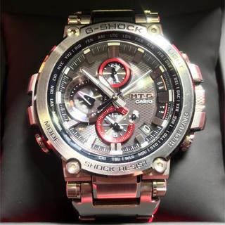 ジーショック(G-SHOCK)のカシオ G-SHOCK MTG-B1000D-1AJF(腕時計(デジタル))