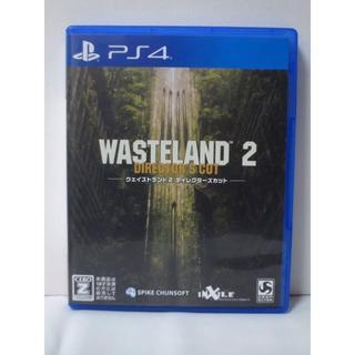 [PS4] ウェイストランド2 ディレクターズ・カット(家庭用ゲームソフト)