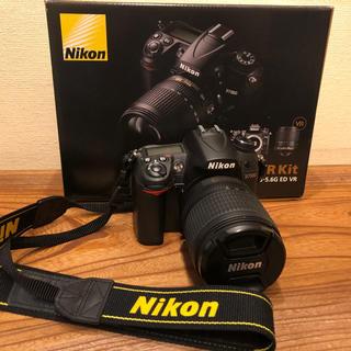 ニコン(Nikon)のNikon デジタル一眼レフ D7000 18-105VR キットレンズセット(デジタル一眼)
