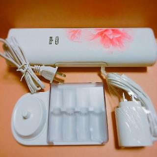 ブラウン(BRAUN)のBRAUN ブラウン 電動歯ブラシ付属品 充電機能付きトラベルケース(電動歯ブラシ)