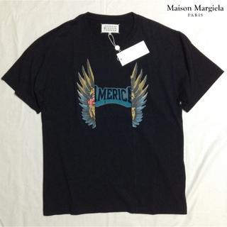 マルタンマルジェラ(Maison Martin Margiela)の新品■44■マルジェラ■17aw■再構築Tシャツ■黒色■ブラック■5519(Tシャツ/カットソー(半袖/袖なし))