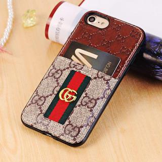 グッチ(Gucci)のGUCCIアイフォンケース7.8対応(iPhoneケース)
