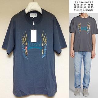 マルタンマルジェラ(Maison Martin Margiela)の新品■44■マルジェラ■17aw■再構築Tシャツ■灰色■グレー■5549(Tシャツ/カットソー(半袖/袖なし))