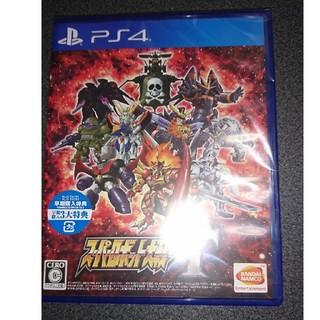 プレイステーション4(PlayStation4)のPS4 スーパーロボット大戦T プロダクトコード未使用(家庭用ゲームソフト)