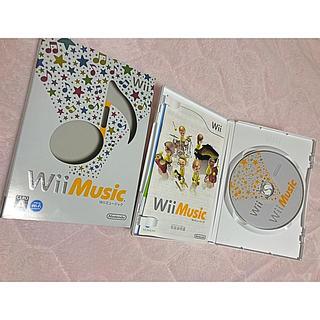 ウィー(Wii)のWii ミュージック ゲーム ソフト(家庭用ゲームソフト)