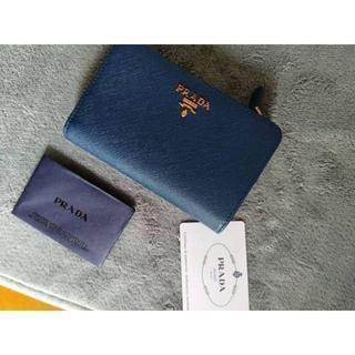 プラダ(PRADA)のPRADA プラダ 折り財布(財布)