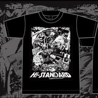 Hi-STANDARD PRE AIRJAM 新木場限定T 黒 S(ミュージシャン)