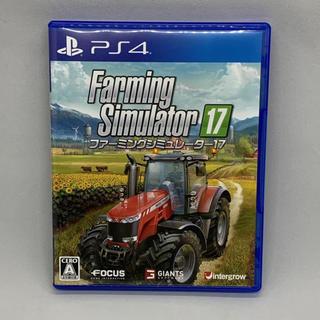 プレイステーション4(PlayStation4)の★ ファーミングシミュレーター17 PS4(家庭用ゲームソフト)