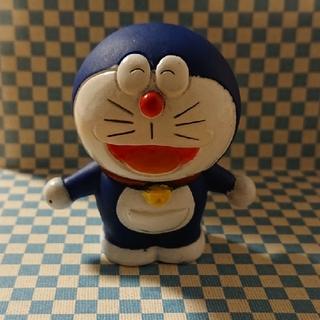 ショウガクカン(小学館)のドラえもん 藤子 小学舘 テレビ朝日 フィギュア 昭和 レトロ (キャラクターグッズ)