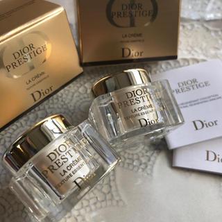 ディオール(Dior)の【7,992円分】ディオール プレステージ ラクレーム アンチエイジング(フェイスクリーム)
