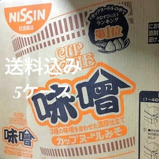 日清食品 - カップヌードル 味噌 5箱 100個