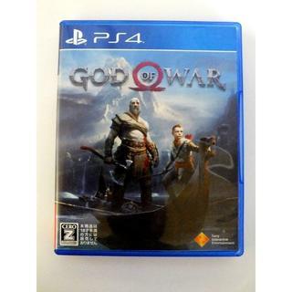 プレイステーション4(PlayStation4)のPS4 ゴッド・オブ・ウォー GOD OF WAR(家庭用ゲームソフト)