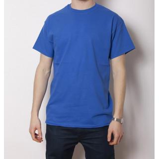 GILDAN 6.0オンス ウルトラコットン 無地Tシャツ ブルー  (Tシャツ/カットソー(半袖/袖なし))