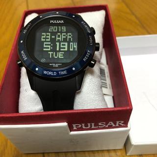パルサー(PULSAR)のPULSAR  腕時計    (腕時計(デジタル))