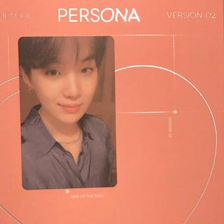 ボウダンショウネンダン(防弾少年団(BTS))のBTS PERSONA トレカ SUGA ユンギ(K-POP/アジア)