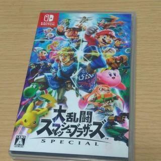 大乱闘スマッシュブラザーズ Switch(家庭用ゲームソフト)