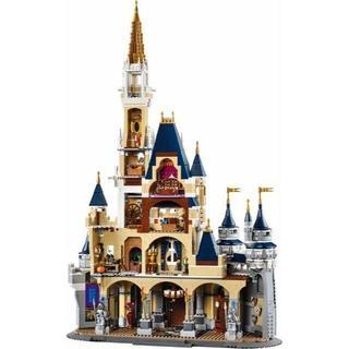 LEPIN社 4080ピース ディズニー シンデレラ城 プリンセス Disney(模型/プラモデル)