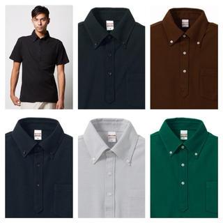 送料無料【United Athle】ポロシャツ ボタンダウン ポケット付き 5色(Tシャツ/カットソー(半袖/袖なし))