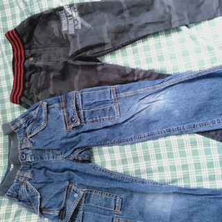 ミキハウス(mikihouse)の男の子 ズボン 130cm まとめ売り(パンツ/スパッツ)