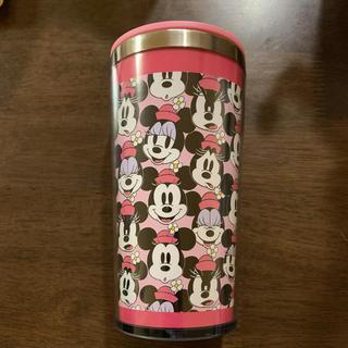 ディズニー(Disney)のディズニー ミニーマウス タンブラー(キャラクターグッズ)