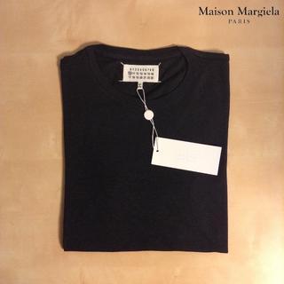 マルタンマルジェラ(Maison Martin Margiela)の新品■44■マルジェラ■17ss■無地■ダークグレーTシャツ■コットン■3812(Tシャツ/カットソー(半袖/袖なし))