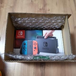 ニンテンドースイッチ(Nintendo Switch)の8299様用 Nintendo Switch 二台(家庭用ゲーム本体)