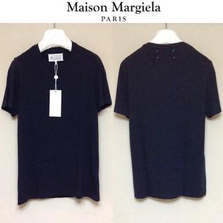 マルタンマルジェラ(Maison Martin Margiela)の新品■54■マルジェラ■17ss■無地■ダークグレーTシャツ■コットン■5772(Tシャツ/カットソー(半袖/袖なし))