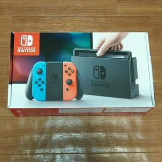 ニンテンドースイッチ(Nintendo Switch)のNintendo Switch 本体 新品未使用(家庭用ゲーム本体)