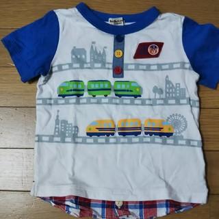 ホットビスケッツ(HOT BISCUITS)の【美品】ホットビスケッツ Tシャツ100センチ(Tシャツ/カットソー)