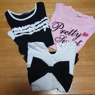 女の子 半袖Tシャツ 130(Tシャツ/カットソー)