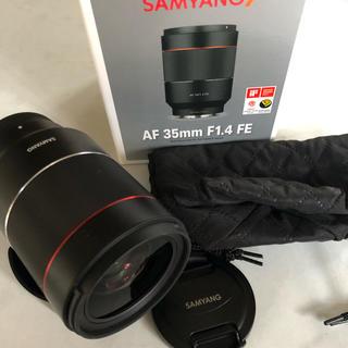 ソニー(SONY)のSAMYANG AF 35mm F1.4 FE SONY Eマウント(レンズ(単焦点))