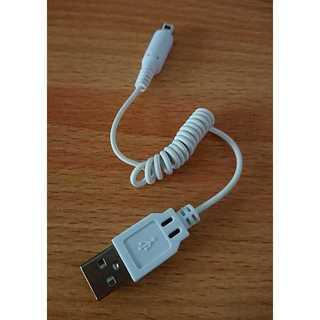 【送料無料】 DSi /3DS用充電器 LL対応 ポータブル充電 PC USB(その他)
