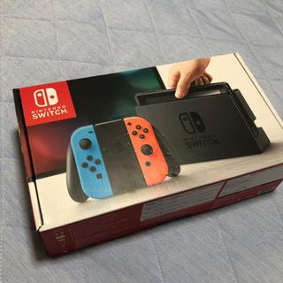 ニンテンドースイッチ(Nintendo Switch)の【最終値引き中】美品 ニンテンドースイッチ(家庭用ゲーム本体)