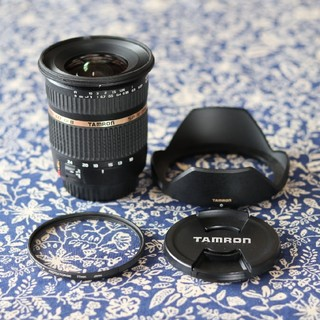 タムロン(TAMRON)の美品‼️TAMRON SP AF10-24mm  キヤノン用(レンズ(ズーム))
