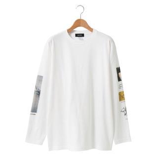 シュプリーム(Supreme)の【GUERNIKA】T-shirt(Tシャツ/カットソー(七分/長袖))