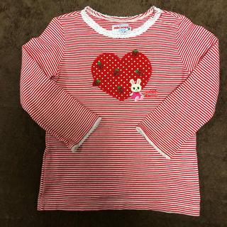 ミキハウス(mikihouse)のミキハウス☆ロンT(Tシャツ/カットソー)