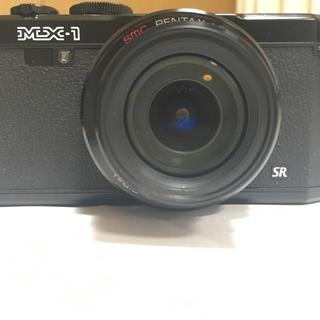 ペンタックス(PENTAX)のPENTAX MX-1(コンパクトデジタルカメラ)