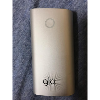 グロー(glo)の【多少のお値下げ可】 glo 加熱式 電子 本体のみ(タバコグッズ)