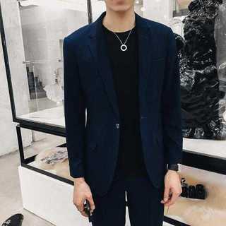メンズスーツセットアップ大人気エリート細身ビジネス社会人スリム紳士服 OT039(セットアップ)