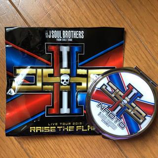 サンダイメジェイソウルブラザーズ(三代目 J Soul Brothers)のJSB タブレット NAOTO(ミュージシャン)