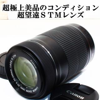 ★超極上美品★キヤノン Canon EF-S 55-250mm 4-5.6 IS(レンズ(ズーム))
