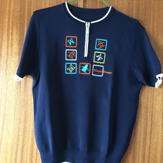 マンシングウェア(Munsingwear)の美品 マンシング   ウェア レディース 半袖 カットソー M(ウエア)