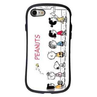 スヌーピー PEANUTS iPhone8 / 7 ケース(スマホアクセサリー)