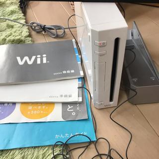 ウィー(Wii)のwii本体とソフト(家庭用ゲーム本体)