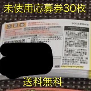 ローソン スピードくじ 三代目 J SOUL BROTHERS  応募券 30枚(ミュージシャン)