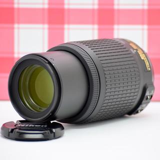 ニコン(Nikon)の❣️手ブレ補正付❣️Nikon ニコン AF-S VR  55-200mm ❣️(レンズ(ズーム))