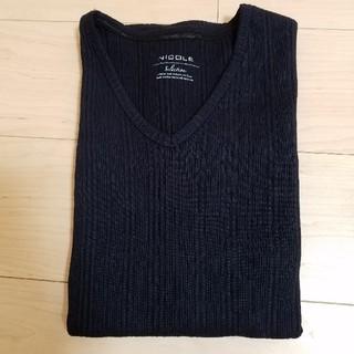 ニコル(NICOLE)のNICOLE   七分丈 カットソー(Tシャツ/カットソー(七分/長袖))