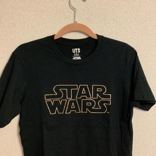 ユニクロ(UNIQLO)のUNIQLO STARWARSTシャツ(Tシャツ/カットソー(半袖/袖なし))